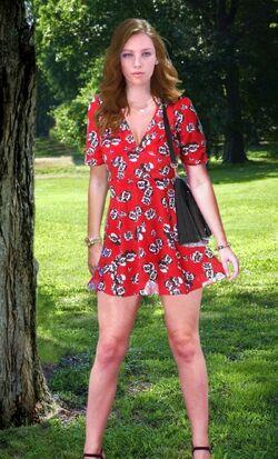 Sexy User Pain88 (Sandra Ws) wears a ozzie pansy dress 2.jpg