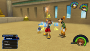 Stop from KH1 gameplay