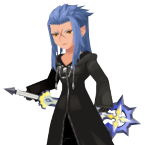 Saïx (Battle) KHUX.png
