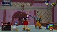 Wonderland from KH1 gameplay 3