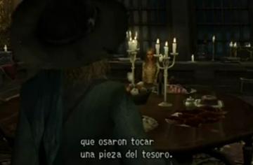 Capitán Barbossa