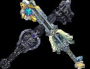 Deux Keyblades KHII