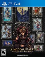Kingdom Hearts All In One Package