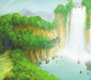 185px-Deep Jungle- Cliff (Art) KHI
