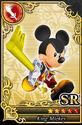 Carta SR Rey Mickey 8