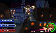KH3D Trailer - Sora jumping