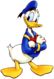 Donald- Normal Outfit (Art) KH