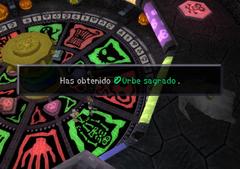 Sora obtiene Orbe Sagrado KH