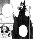 Maleficent KHII Manga