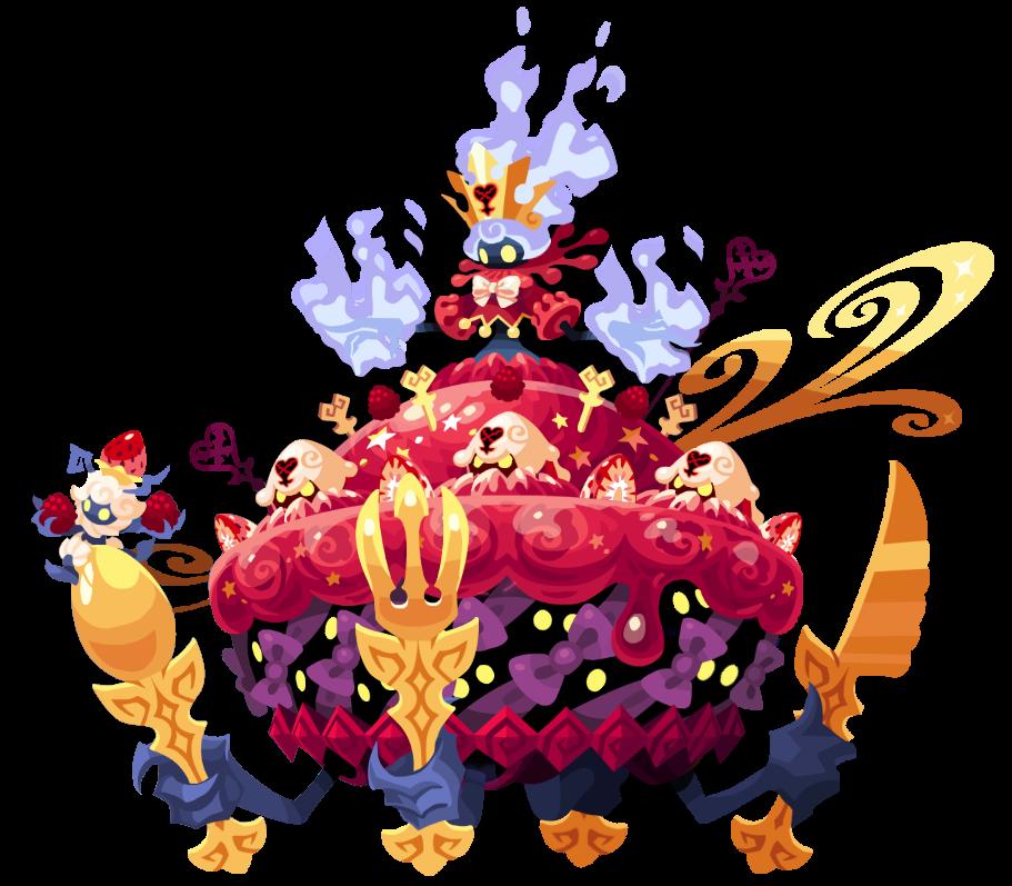 Cranky Cake