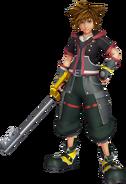 Sora KHIII (nuevo traje)