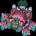 Venomous Spider KHX