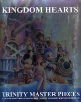 Kingdom Hearts Trinity Master Pieces Cubierta