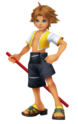 Tidus recoded