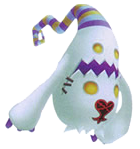 Trick Ghost (KH2)