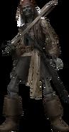 Cursed Jack Sparrow KHII