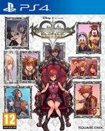 Carátula de Kingdom Hearts Melody of Memory (PS4 Europa)