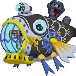Submarine Carp
