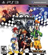 Kingdom Hearts HD 1.5 ReMIX Boxart NA