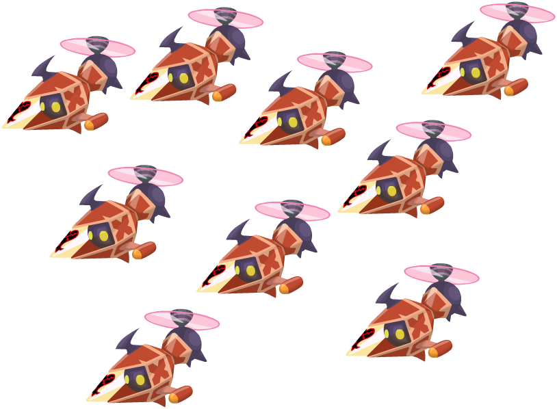 Red Copter Fleet