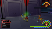 Bambi summon from KH1 gameplay