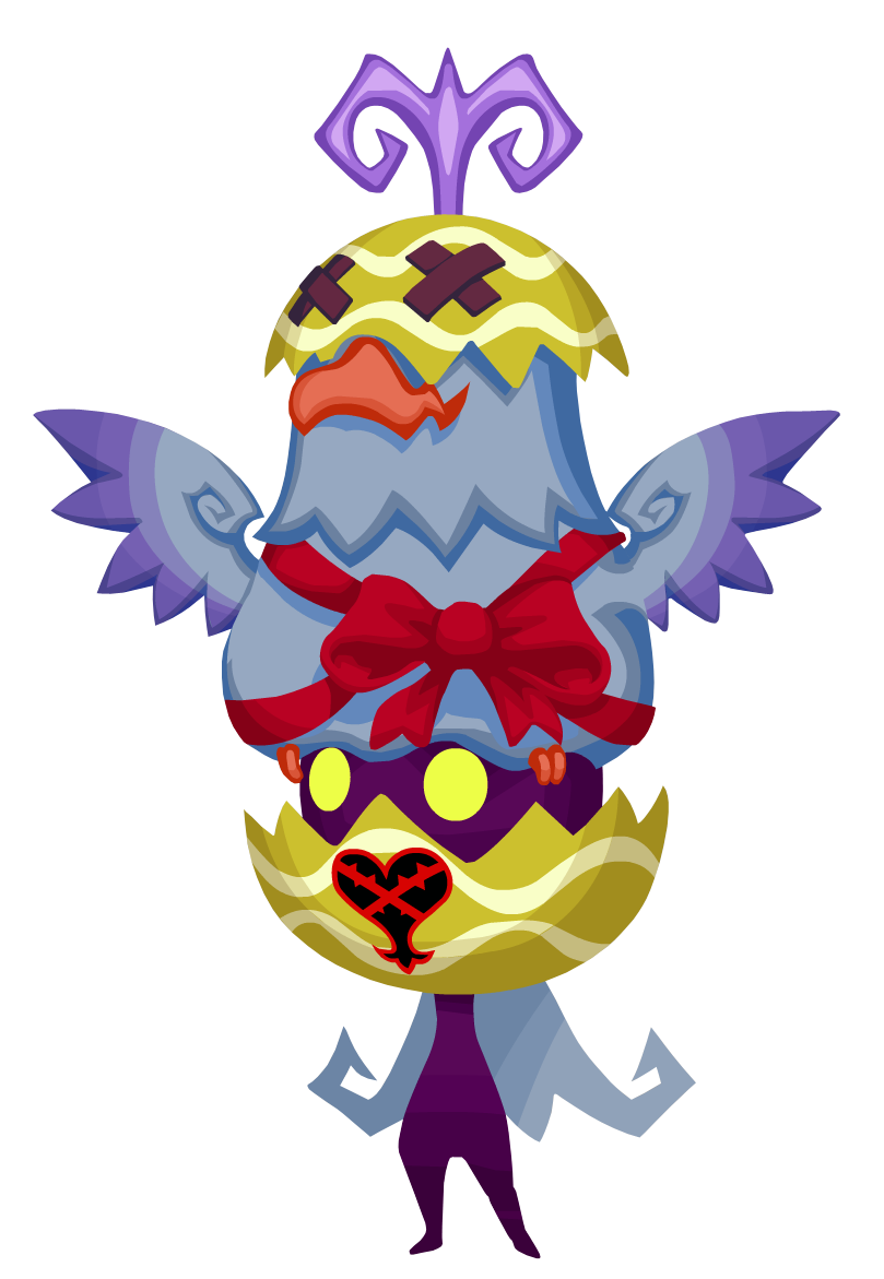 Eggscapade