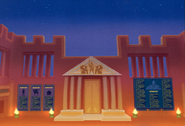 Olympus Coliseum Entrance KH