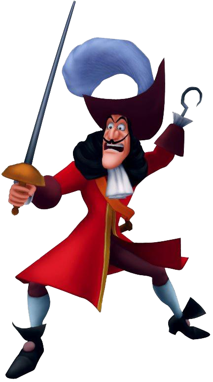 Captain Hook/Gameplay