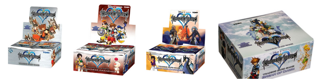 Kingdom Hearts: Trading Card Game