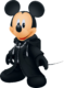 Mickey Cloaked