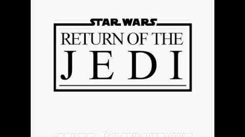 Return of the Jedi Soundtrack - Ewok Celebration Finale