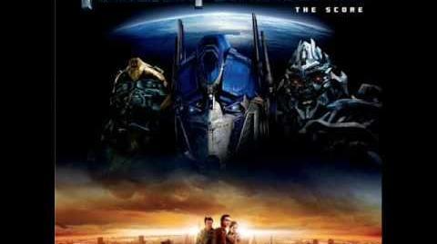 Transformers The Score - Decepticons