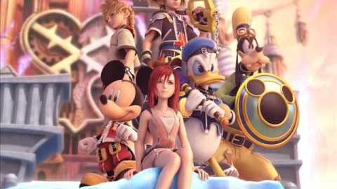 Kingdom Hearts II - The Encounter