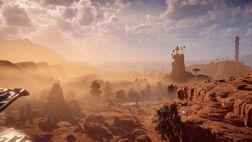 Desierto de Andacia