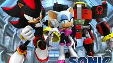 All Hail Shadow by Crush 40 (from Sonic the Hedgehog (2006))