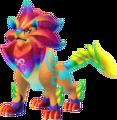 Aura Lion (Spirit)