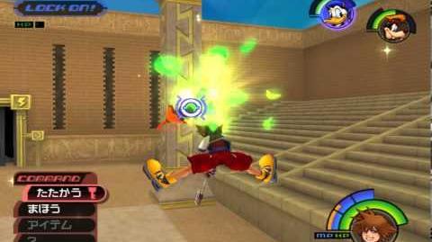 Let's play Kingdom Hearts Final Mix Parte 17 - La Copa Phil