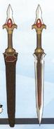 Espada Corta (Eclipse Eterno)