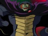 Reptilian Emperor Gor