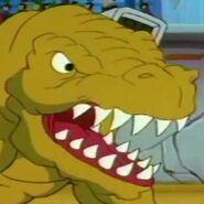 T-Bone The Tyrannosaurus-rex