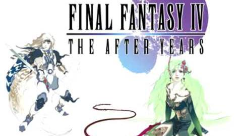 Final Fantasy IV The After Years - Mysterious Girl Battle Music