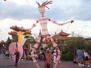 Stilt Walker Inspiration