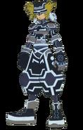 Sora Space Paranoids Artwork
