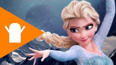 Let It Go (Remix) - Frozen (Idina Menzel)