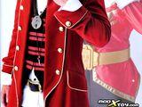 Gokai Red (SKW)