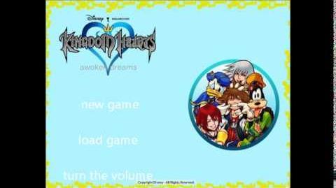 Kingdom hearts awoken dreams menu-1