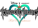 Kingdom Hearts: Foul Remembrance