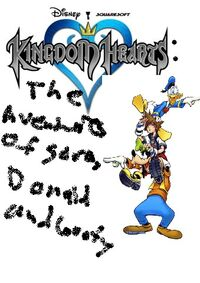 Kingdom Hearts The Adventures of Sora, Donald and Goofy Logo.jpg
