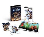 Kingdom Hearts Europe Special Edition Pack