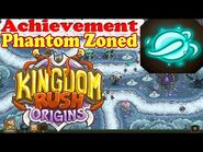 Kingdom Rush Origins - Achievement Phantom Zoned - Keep enemies out of time for a total of 1000 sec
